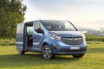 Opel Vivaro Life